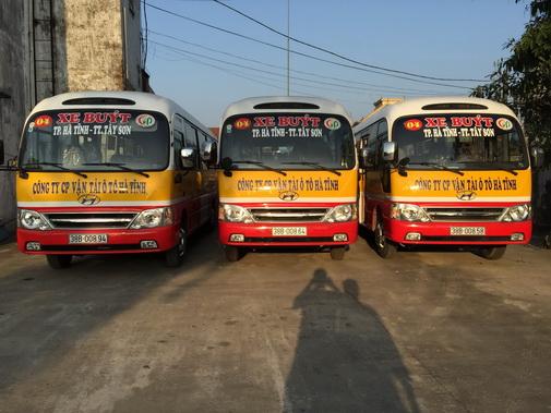 Tuyến số 04: TP Hà Tĩnh – Thị trấn Tây Sơn