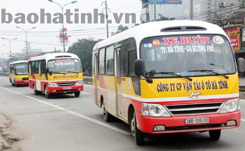 Tuyến số 03: TP Hà Tĩnh – Thị trấn Hương Khê