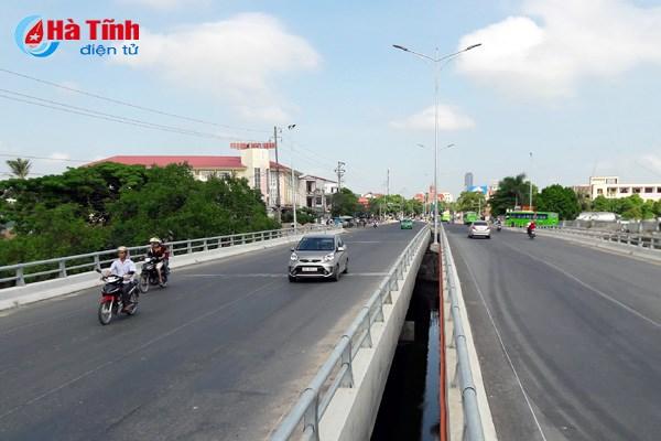Bổ sung Dự án Quốc lộ 1, đoạn Bắc và Nam TP. Hà Tĩnh