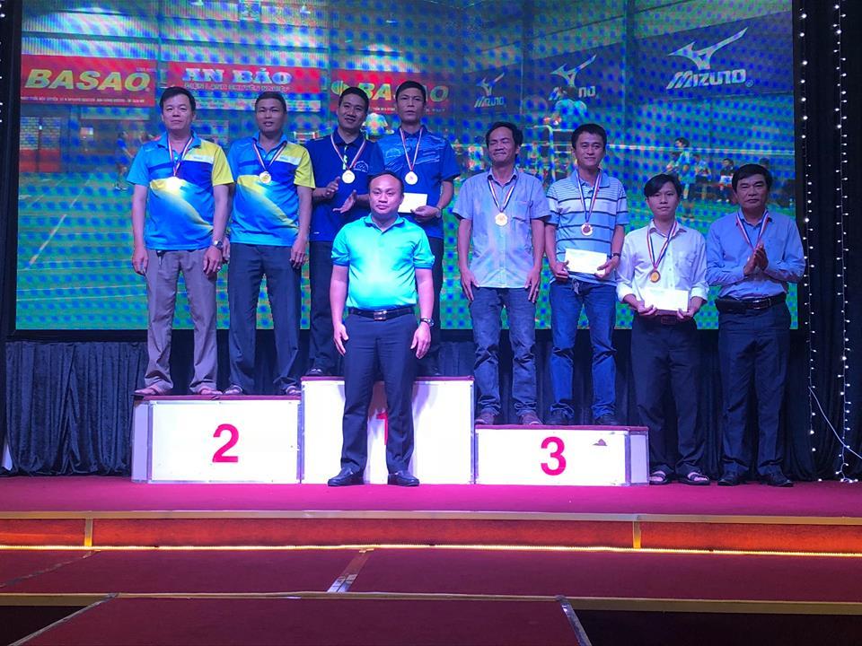 Tổng kết công tác thi đua, khen thưởng năm 2018 và Tổ chức hội thao lần thứ 04 của Cụm thi đua số 5.