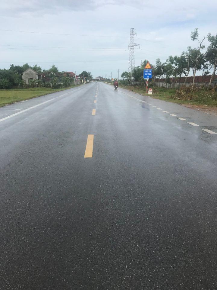 Bàn giao đưa vào sử dụng tuyến đường Quốc lộ 15B đoạn Ngã ba Đồng Lộ đến Quốc lộ 1