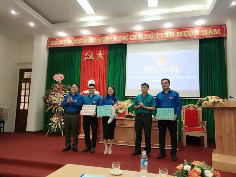 Hội nghị Tổng kết công tác đoàn và phong trào Thanh niên chi đoàn Sở GTVT Hà Tĩnh nhiệm kỳ 2017-2019
