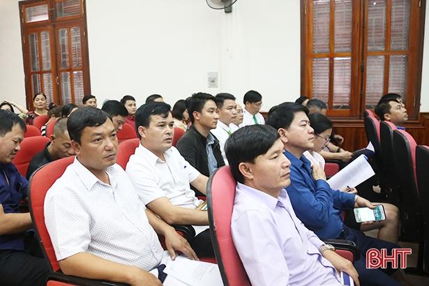 Sở Giao thông vận tải Hà Tĩnh quán triệt Nghị định số 100/2019/NĐ-CP của Chính phủ