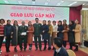 Hướng tới kỷ niệm 76 năm Ngày thành lập Quân đội nhân dân Việt Nam (22/12/1944 - 22/12/2020)