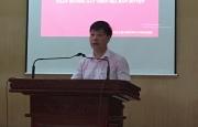 Tập huấn đảm bảo trật tự an toàn giao thông đường sắt trên địa bàn huyện Hương Khê
