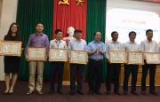 Sở GTVT Tổ chức Hội nghị cán bộ CCVC