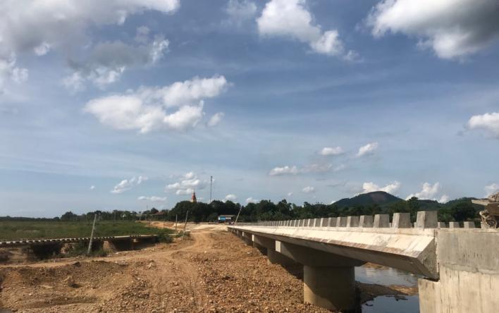 Cầu Tân Dừa niềm mong mỏi của hơn 250 hộ dân xã Hương Trạch