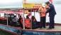 Thanh tra Sở GTVT tăng cường kiểm tra ATGT tại bến đập nhà đường, lễ hội Chùa Hương năm 2018