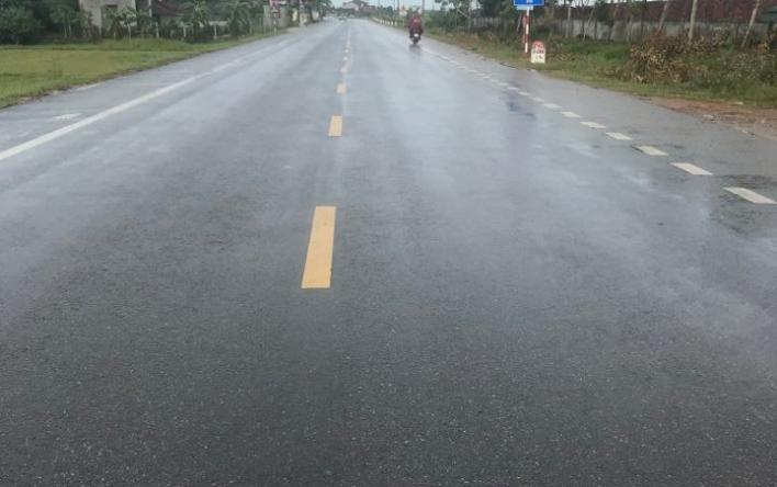 Bàn giao đưa vào sử dụng tuyến đường Quốc lộ 15B đoạn Ngã...