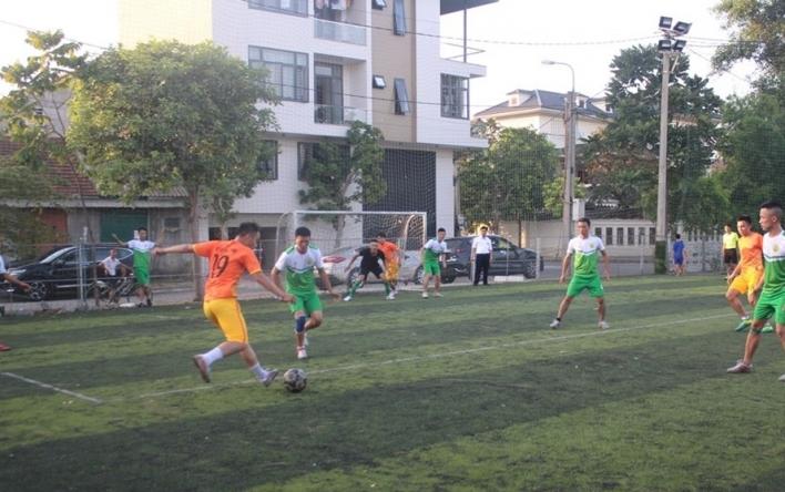 Công đoàn ngành GTVT Hà Tĩnh tổ chức giải bóng đá nam năm...