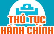 Công bố danh mục và Quy trình nội bộ TTHC thuộc thẩm quyền quản lý của Sở GTVT